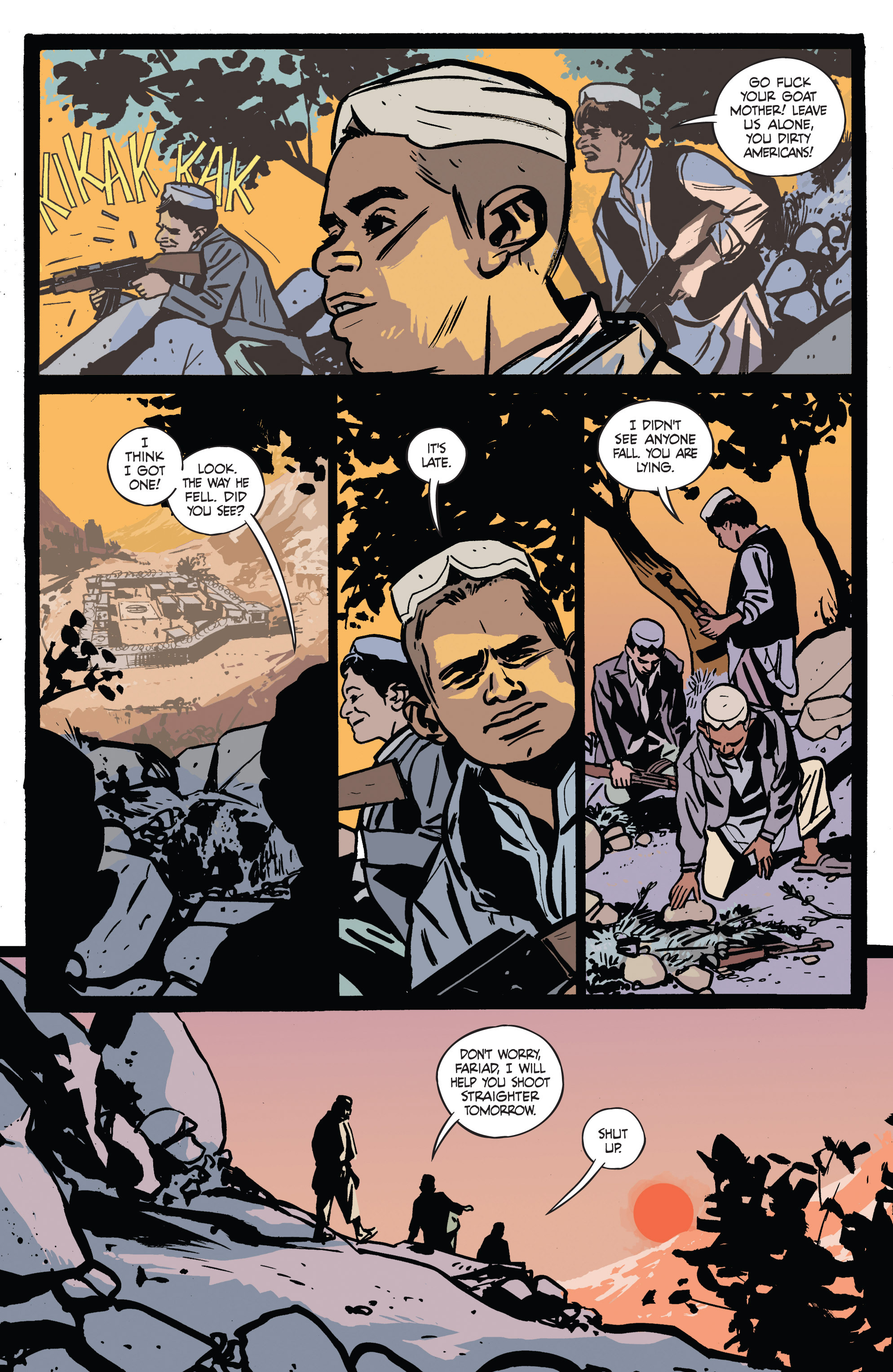 Read online Graveyard of Empires comic -  Issue # TPB - 121