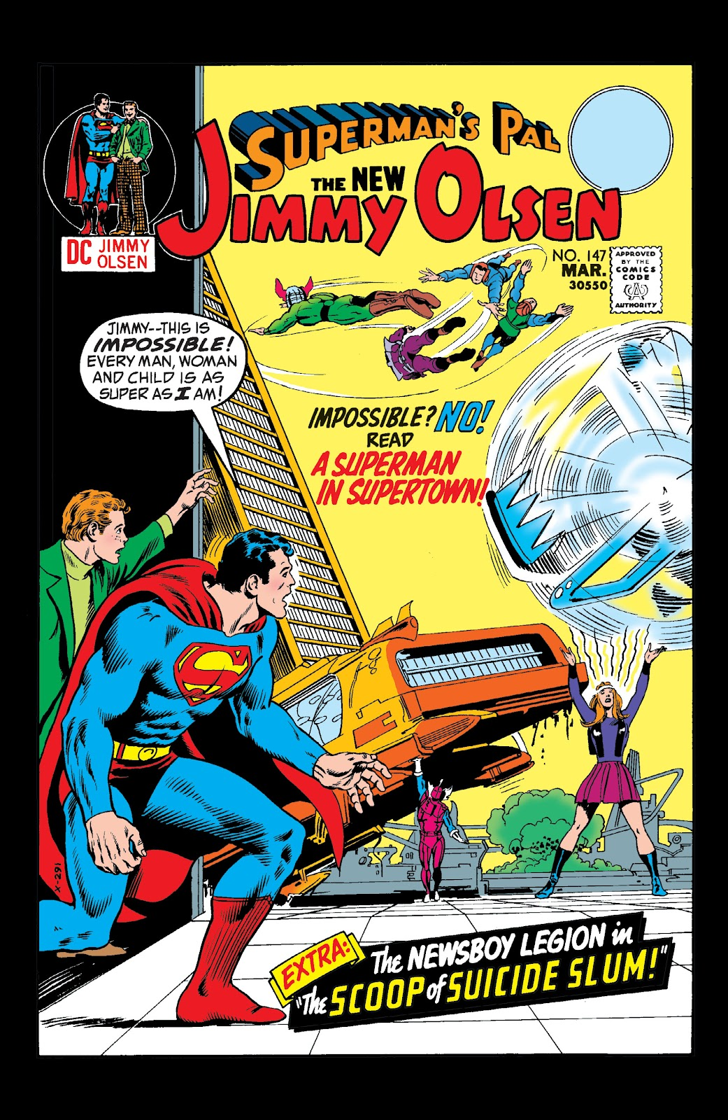Read online Superman's Pal, Jimmy Olsen by Jack Kirby comic -  Issue # TPB (Part 4) - 12