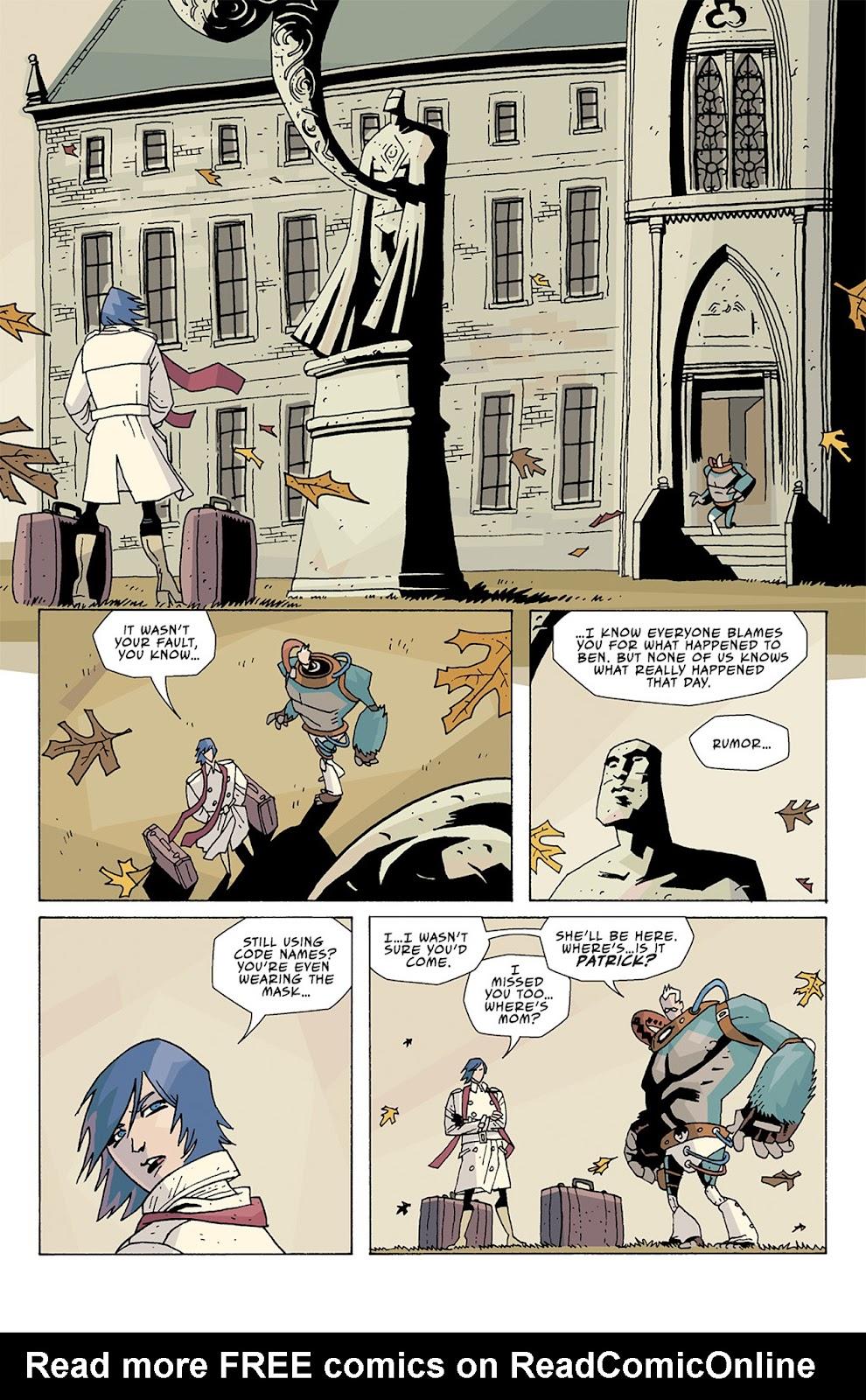 The Umbrella Academy: Apocalypse Suite issue 2 - Page 3