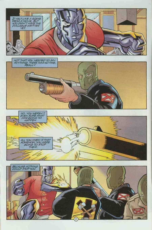 Read online Ultraverse Premiere comic -  Issue #6 - 4
