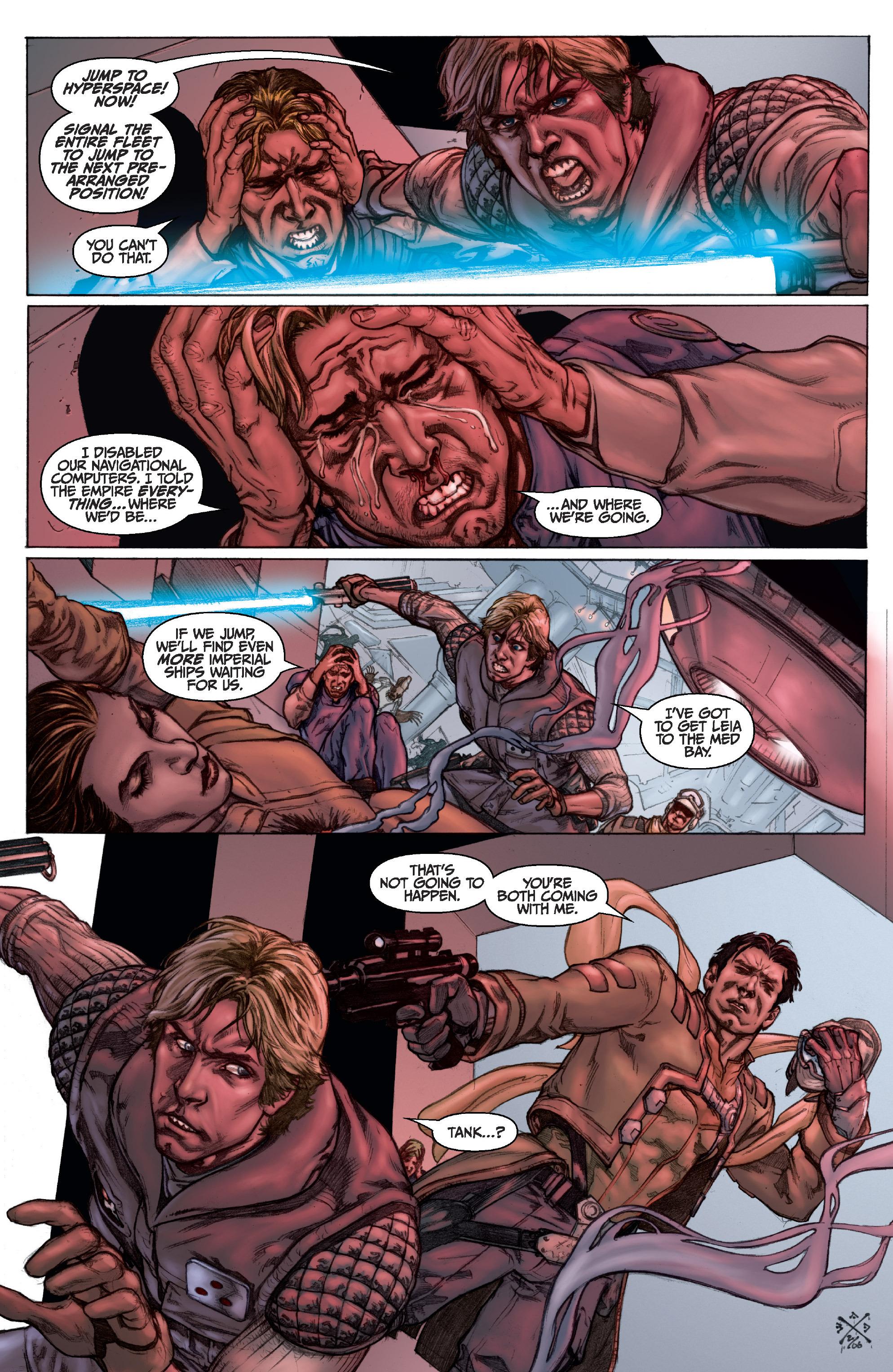Read online Star Wars Omnibus comic -  Issue # Vol. 22 - 411