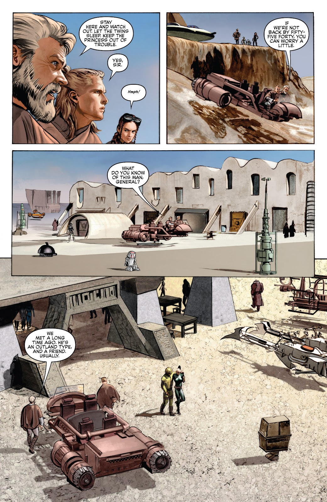 Read online Star Wars Legends: Infinities - Epic Collection comic -  Issue # TPB (Part 4) - 80