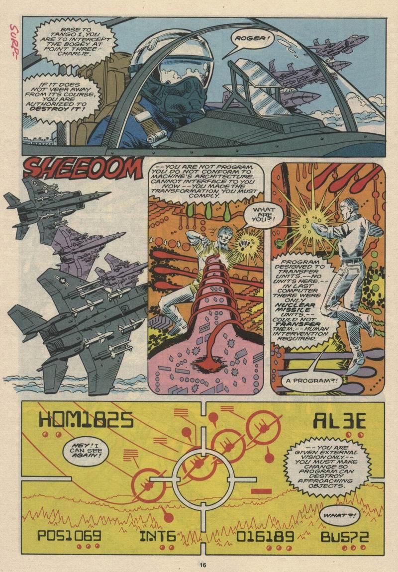 Read online Alpha Flight (1983) comic -  Issue #63 - 18