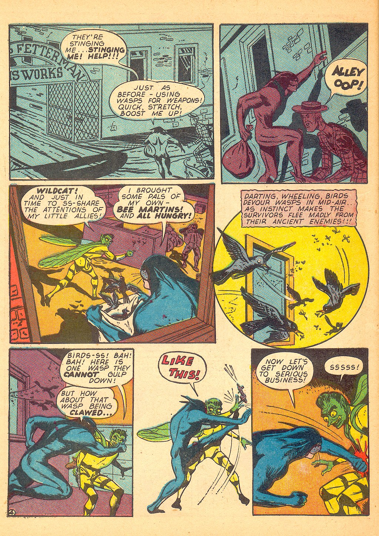 Read online Sensation (Mystery) Comics comic -  Issue #25 - 52