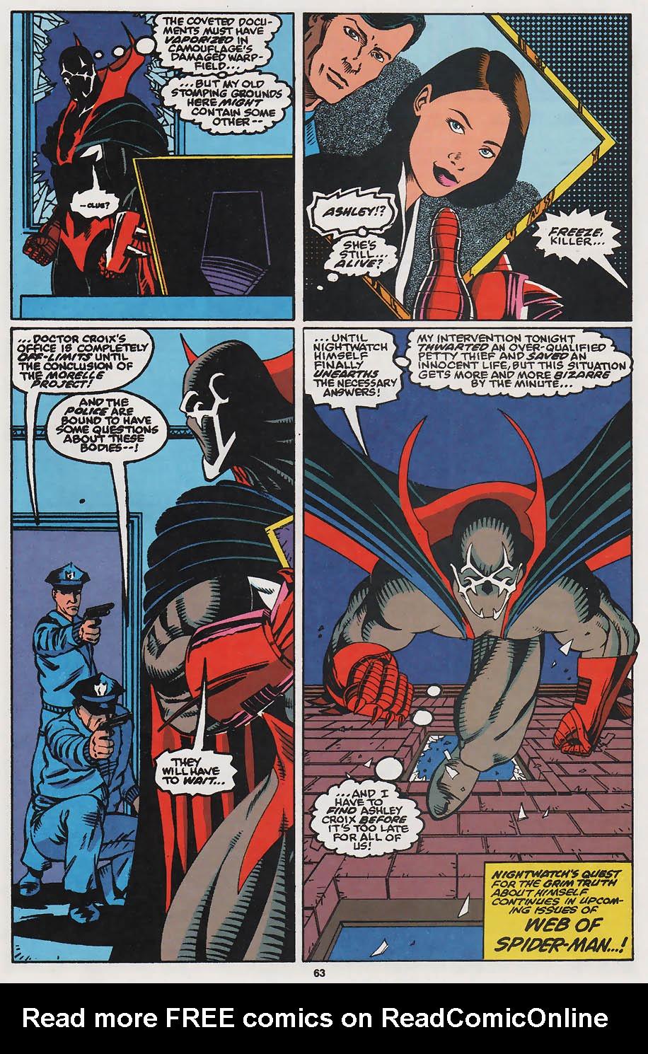 Web of Spider-Man (1985) _Annual 9 #9 - English 55
