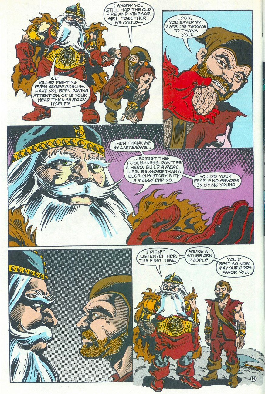 Read online Advanced Dungeons & Dragons comic -  Issue #Advanced Dungeons & Dragons _Annual - 15