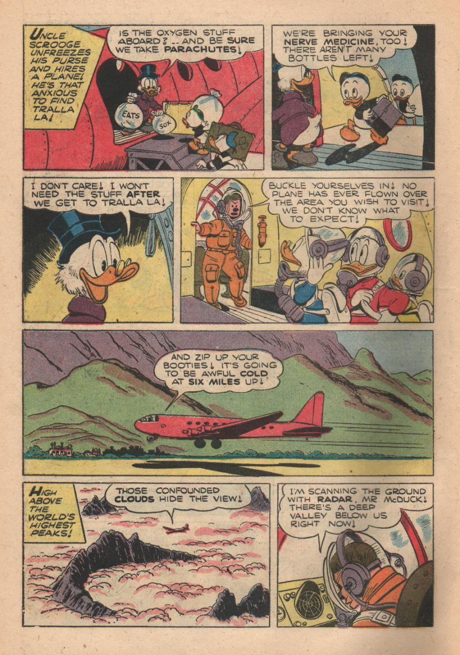 Read online Uncle Scrooge (1953) comic -  Issue #6 - 10