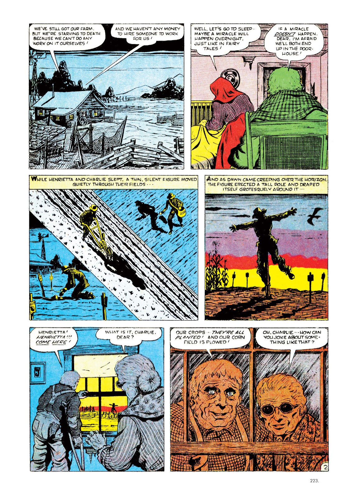 Read online The Bill Everett Archives comic -  Issue # TPB 2 (Part 3) - 21