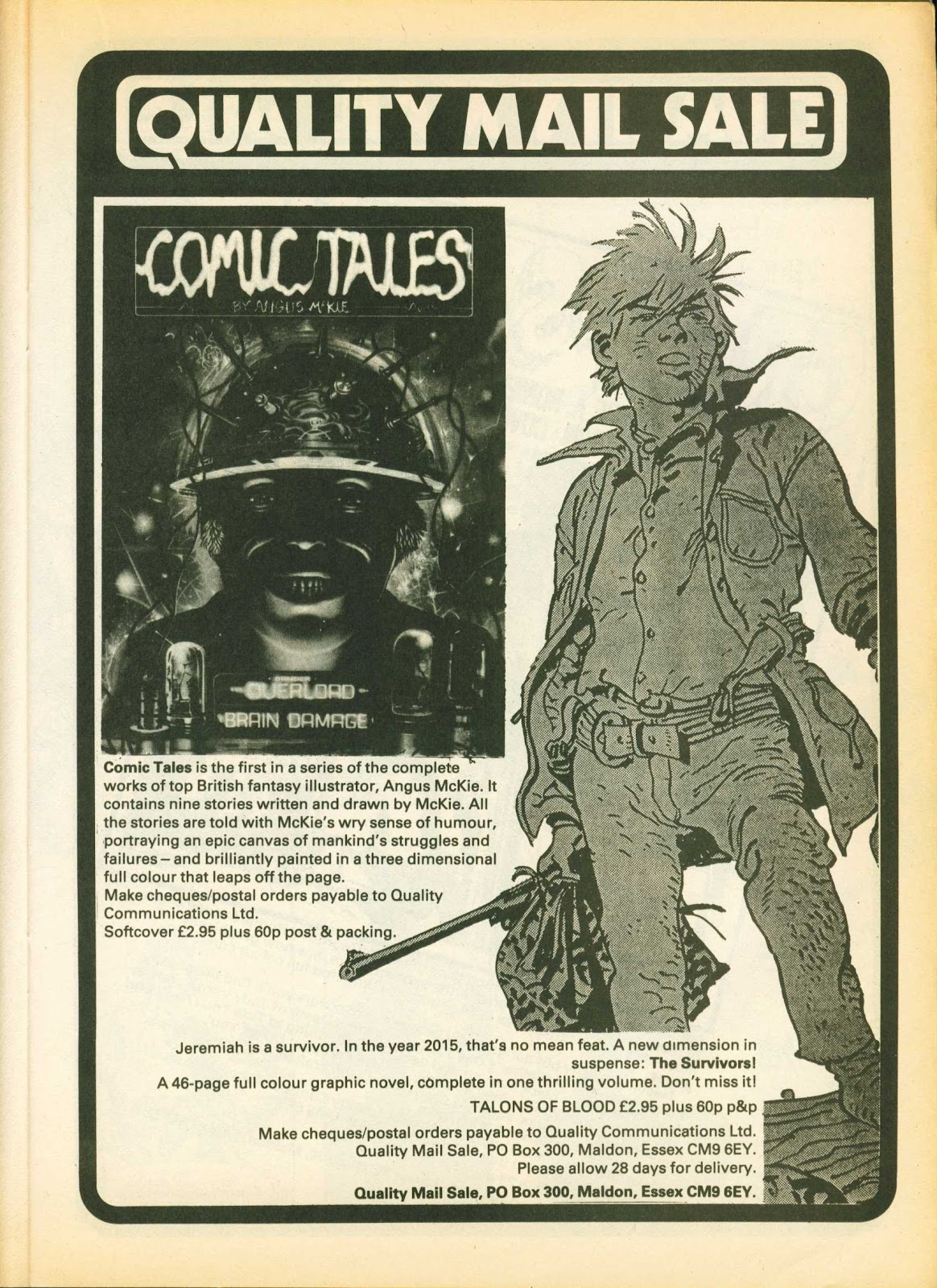Warrior Issue #12 #13 - English 19