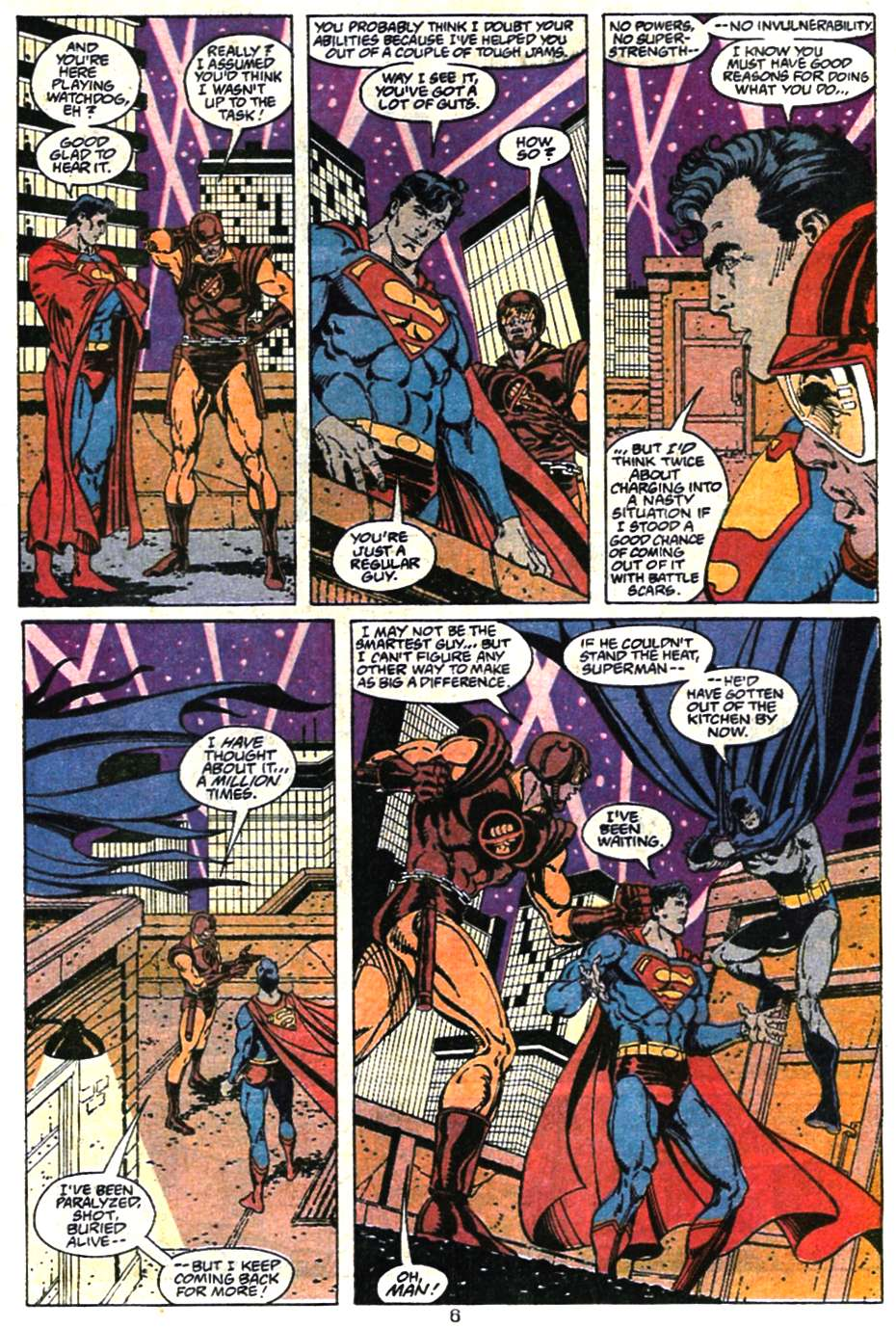 Read online Adventures of Superman (1987) comic -  Issue #467 - 8