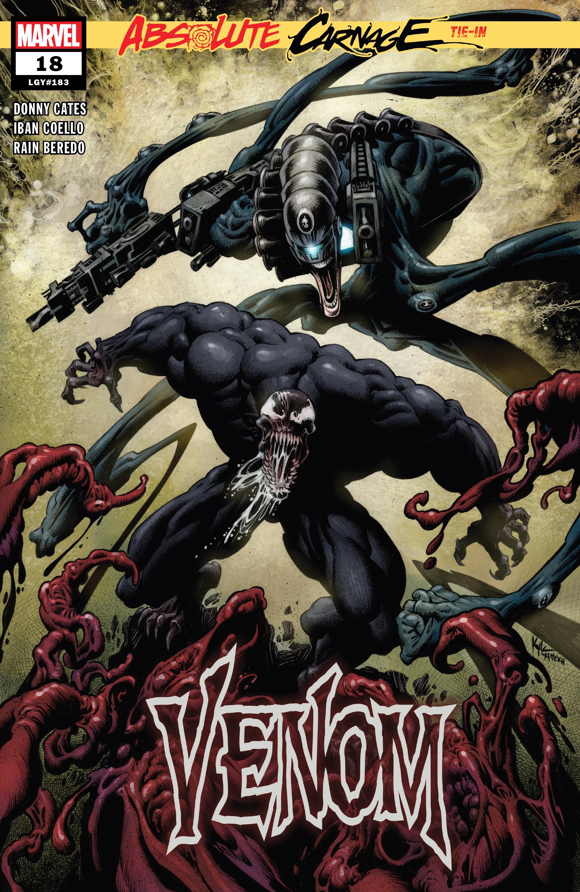 Venom (2018) 18 Page 1