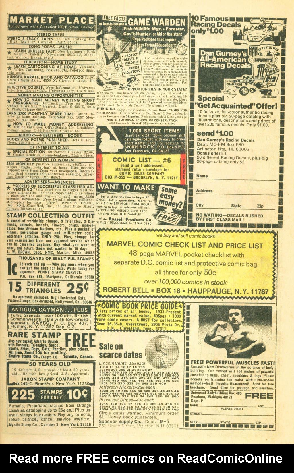 Read online Uncanny X-Men (1963) comic -  Issue #87 - 27