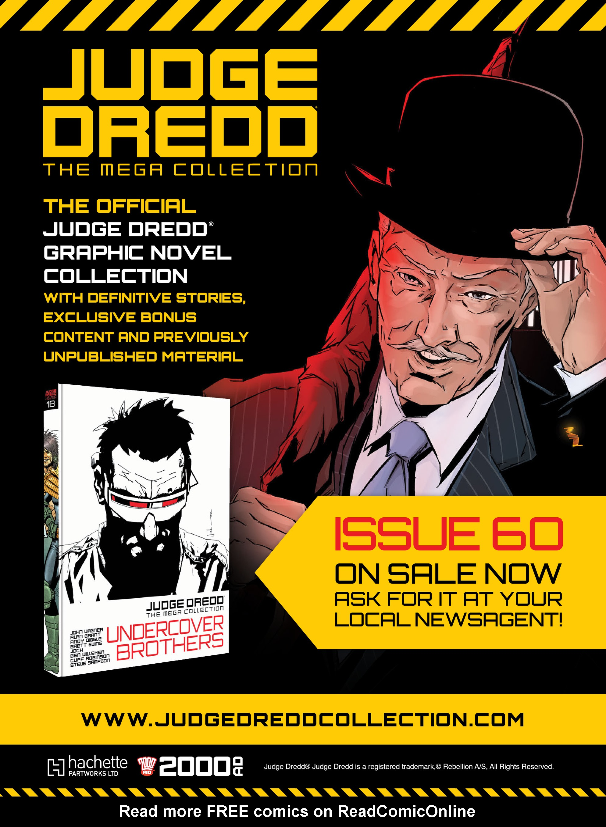 Read online 2000 AD comic -  Issue #2028 - 32