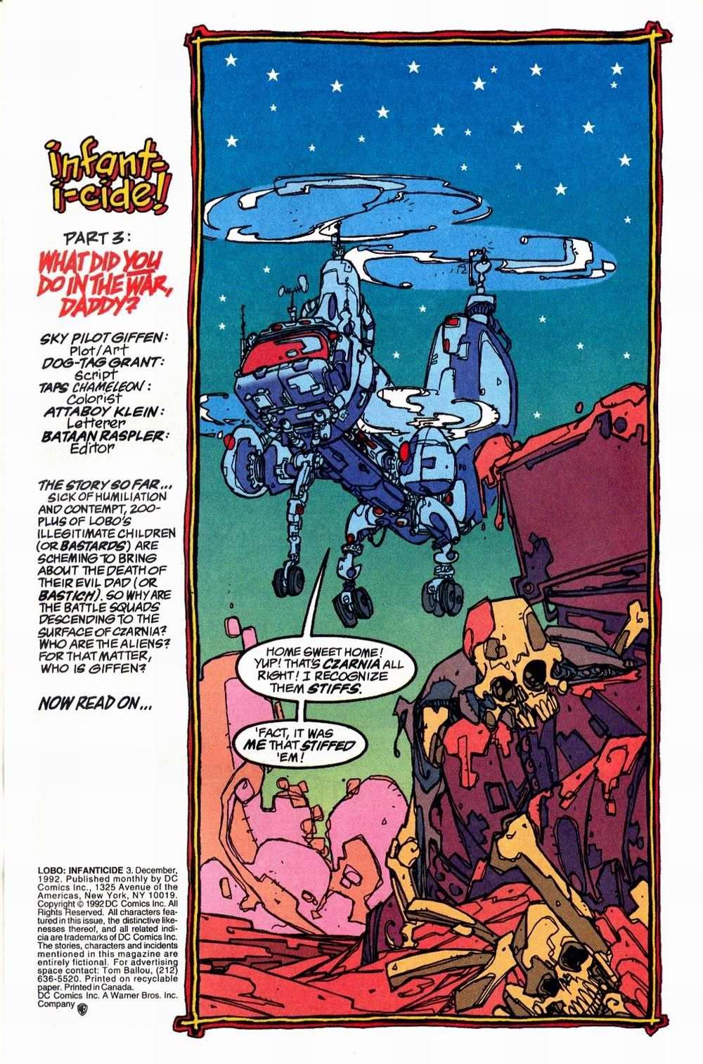 Lobo: Infanticide 3 Page 2