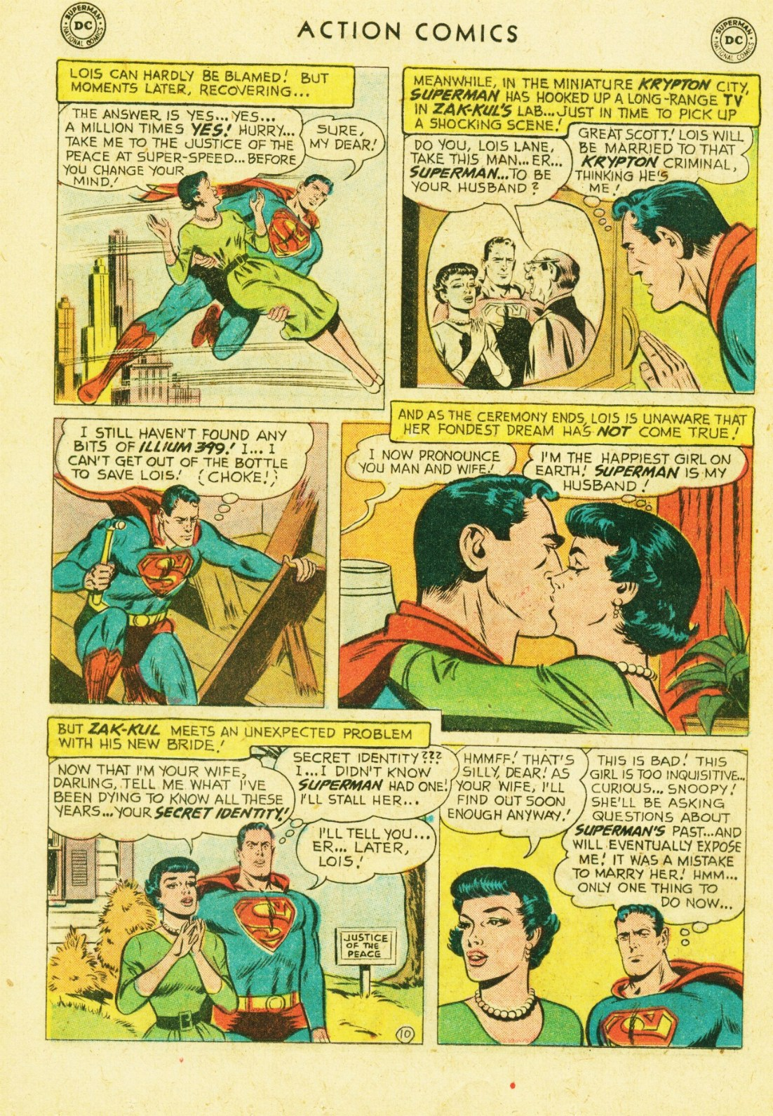 Read online Action Comics (1938) comic -  Issue #245 - 12
