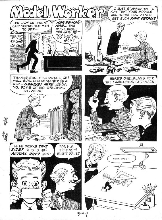Drag Cartoons issue 6 - Page 50