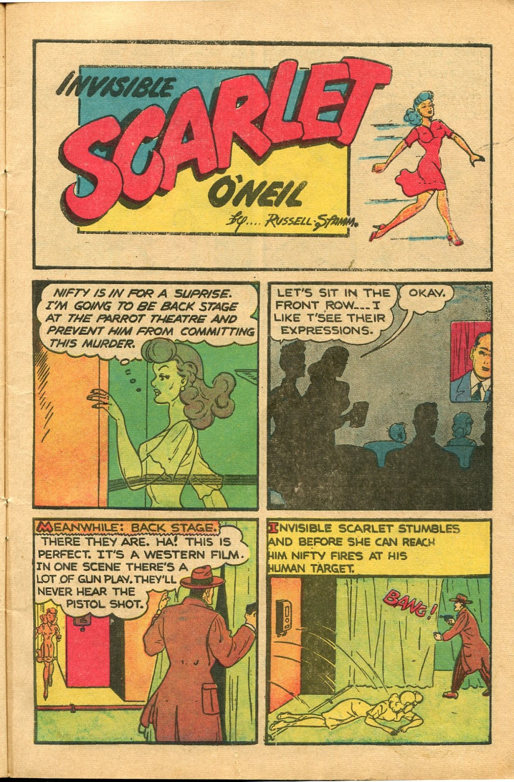 Read online Famous Funnies comic -  Issue #147 - 9