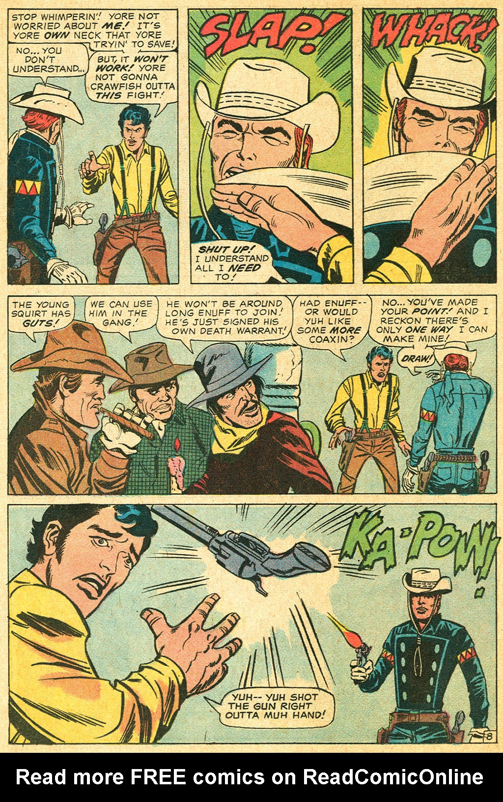 The Rawhide Kid (1955) 77 Page 12