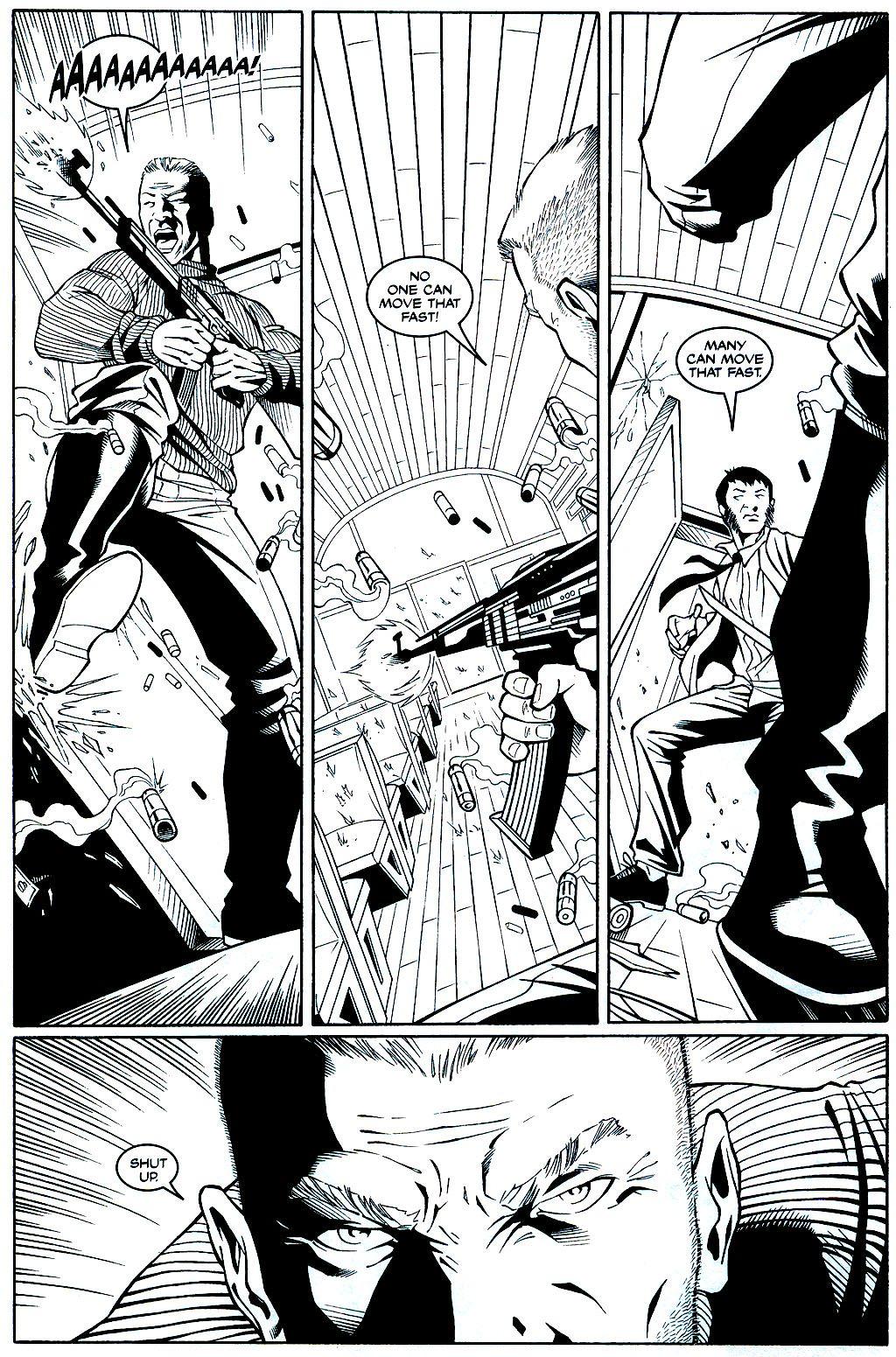 Read online Shi: Sempo comic -  Issue #2 - 17