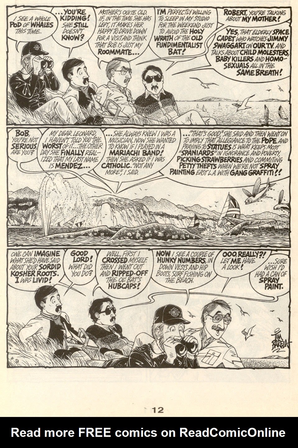 Gay Comix (Gay Comics) issue _Special_1 - Page 15