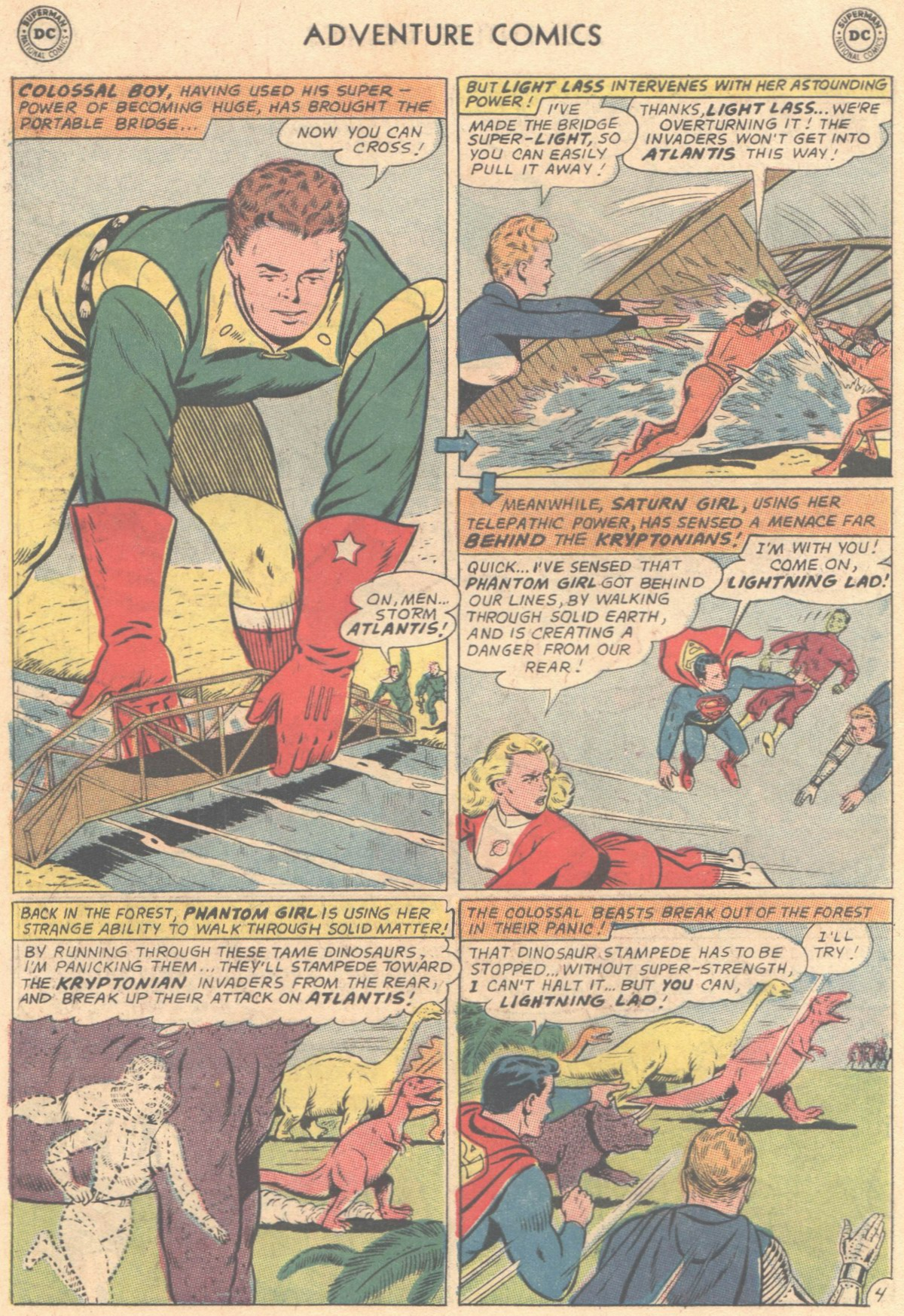 Read online Adventure Comics (1938) comic -  Issue #333 - 14