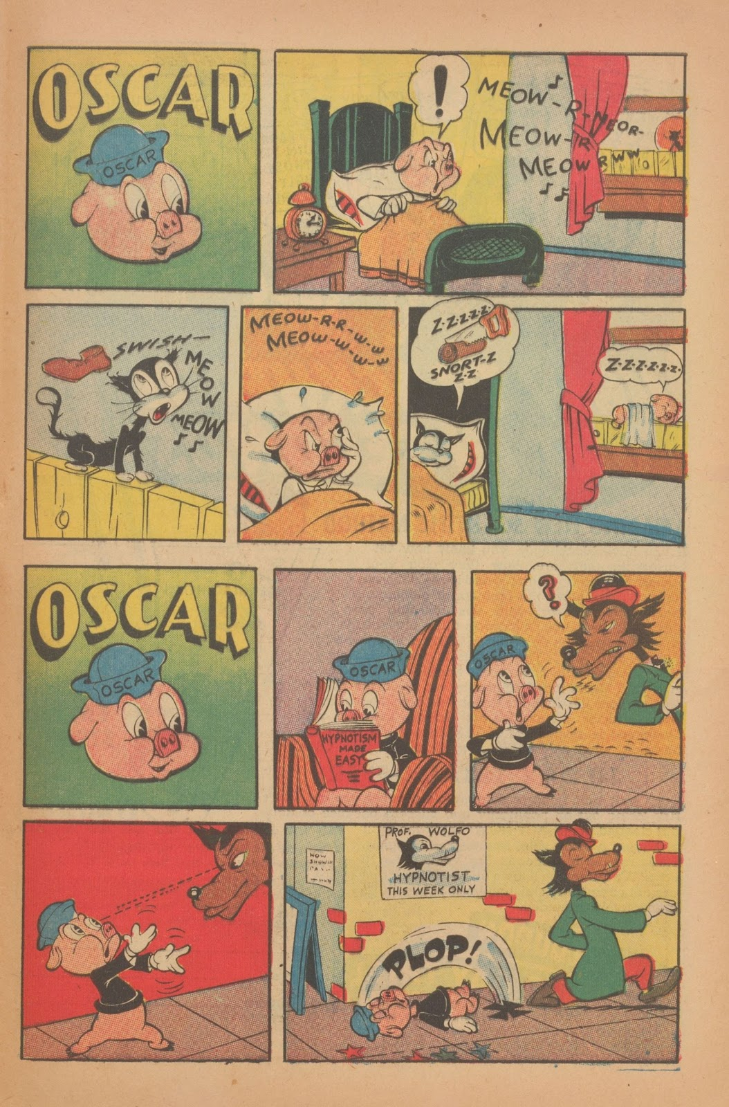 Terry-Toons Comics issue 27 - Page 49