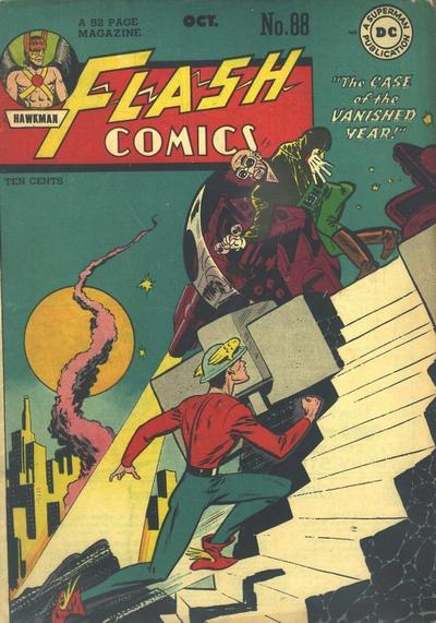 Flash Comics 88 Page 1