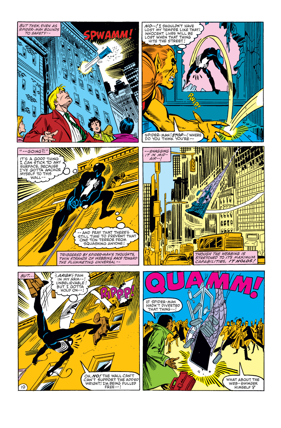 The Amazing Spider-Man (1963) 257 Page 19