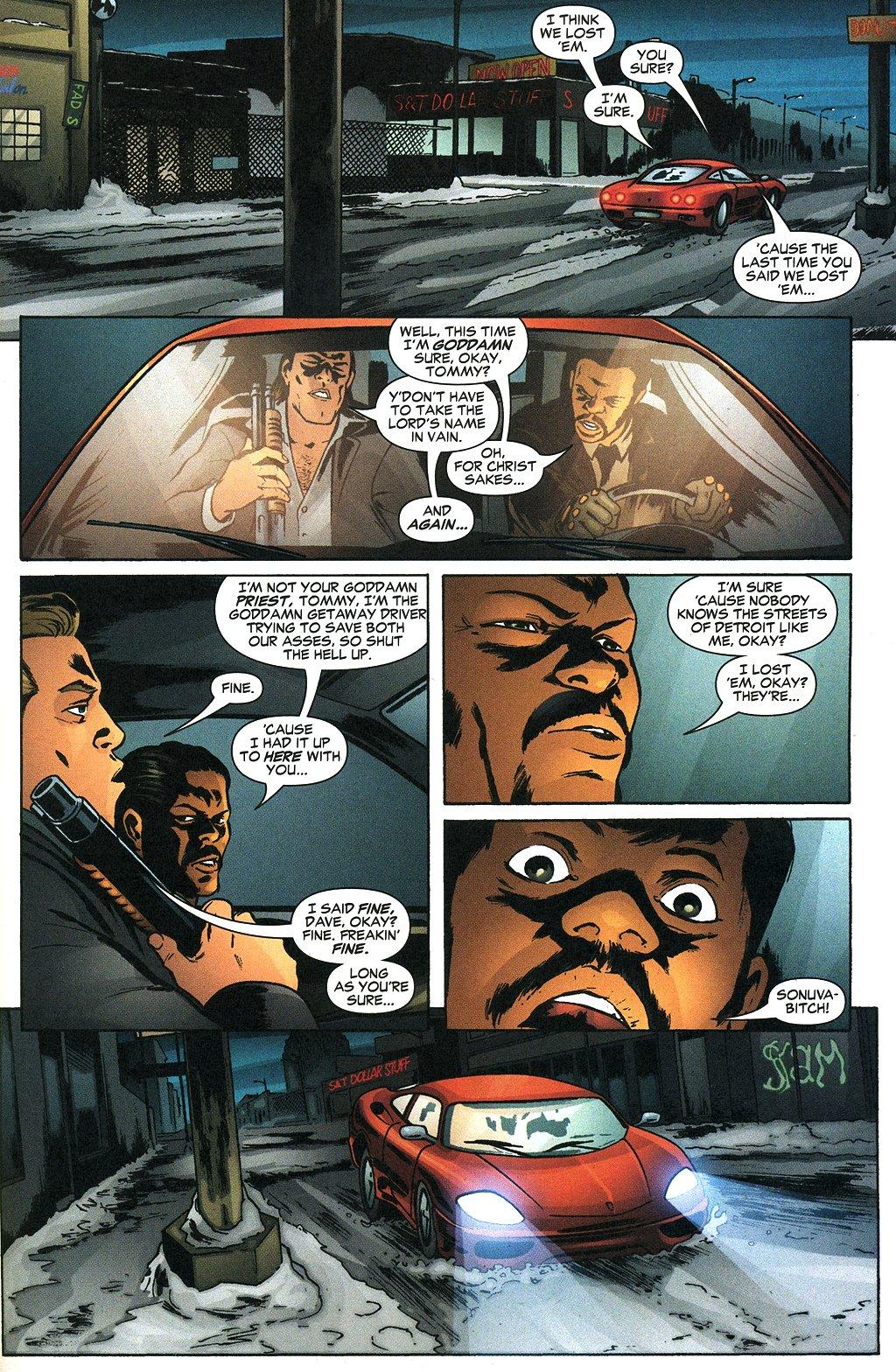 Read online Fallen Angel (2003) comic -  Issue #19 - 2