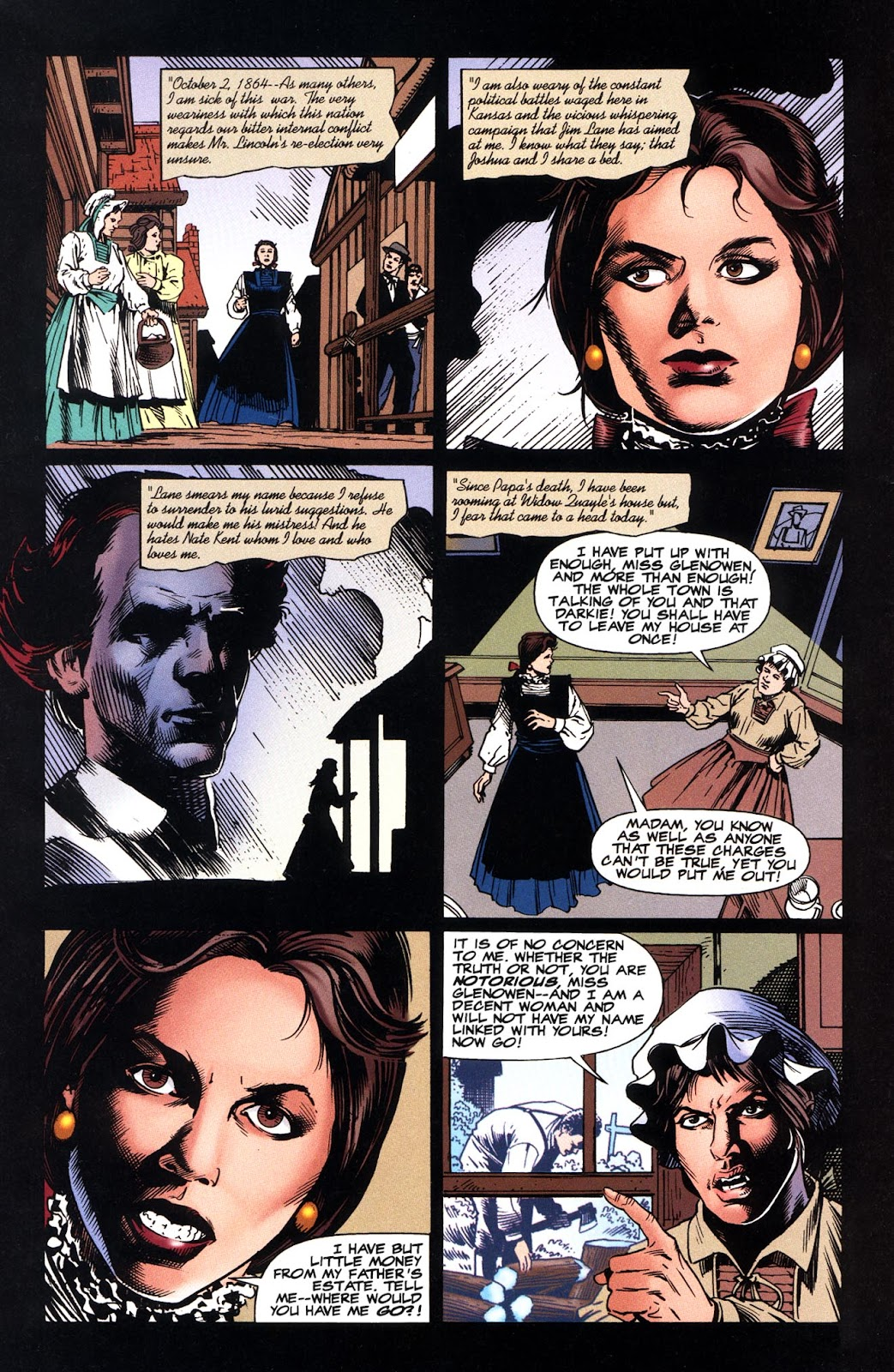 The Kents issue 8 - Page 5