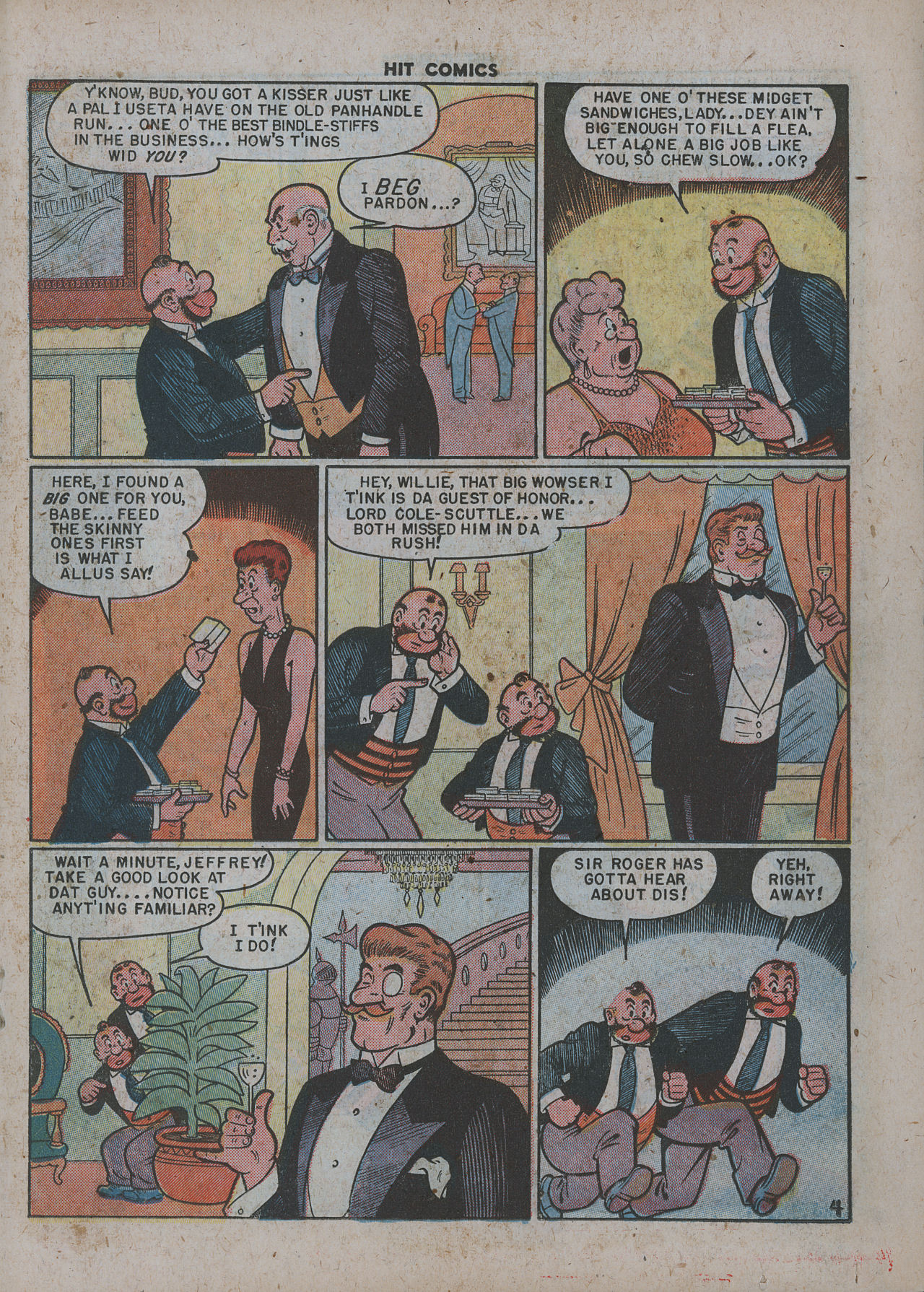 Read online Hit Comics comic -  Issue #63 - 19
