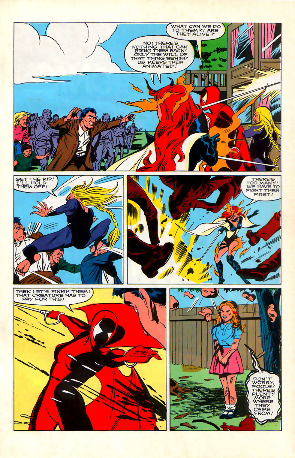 Read online Alpha Flight (1983) comic -  Issue #76 - 15