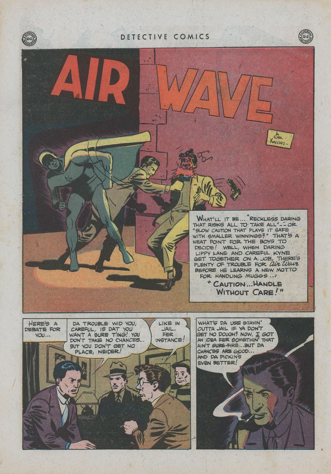 Read online Detective Comics (1937) comic -  Issue #99 - 45