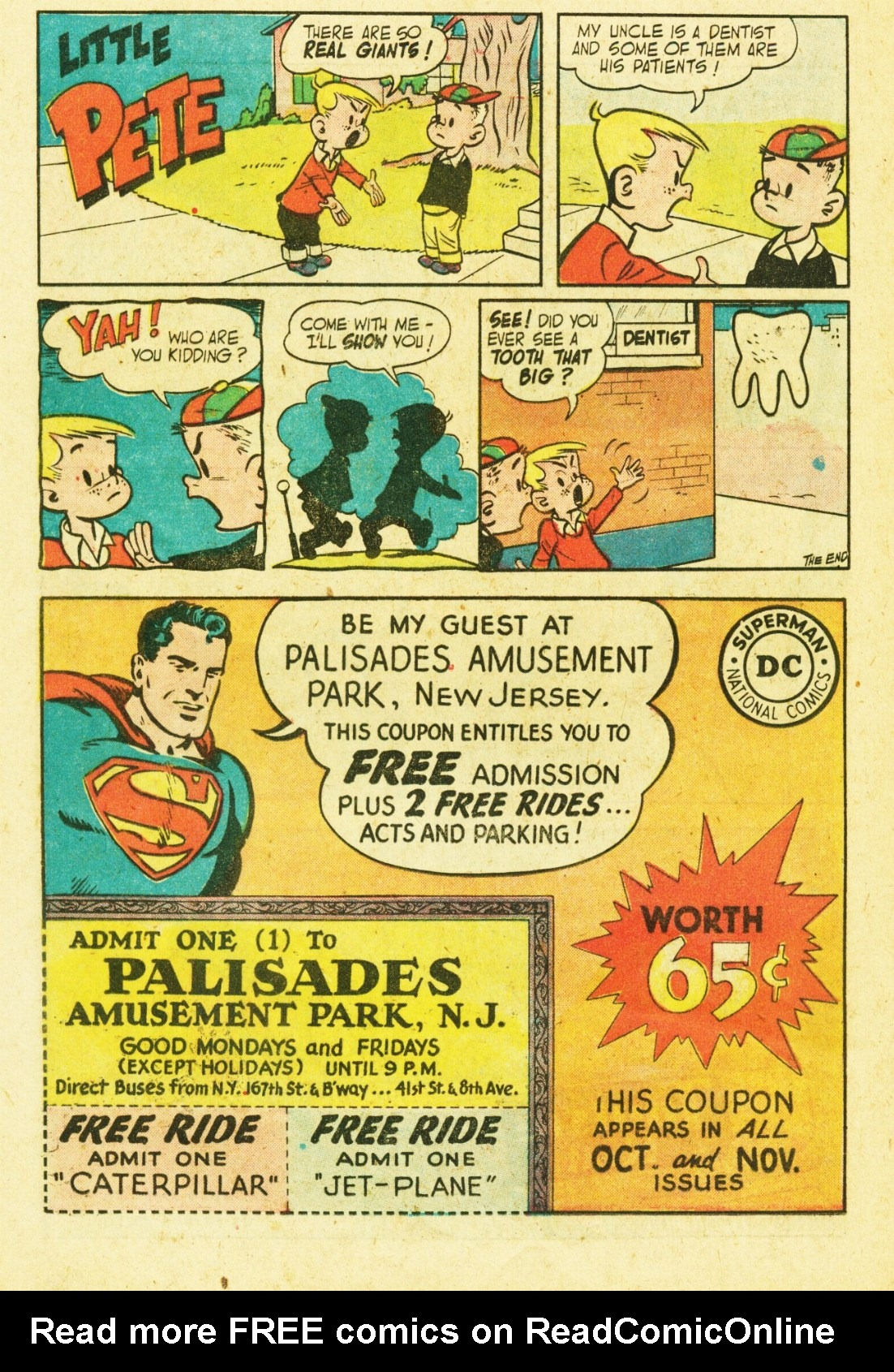 Read online Action Comics (1938) comic -  Issue #245 - 16