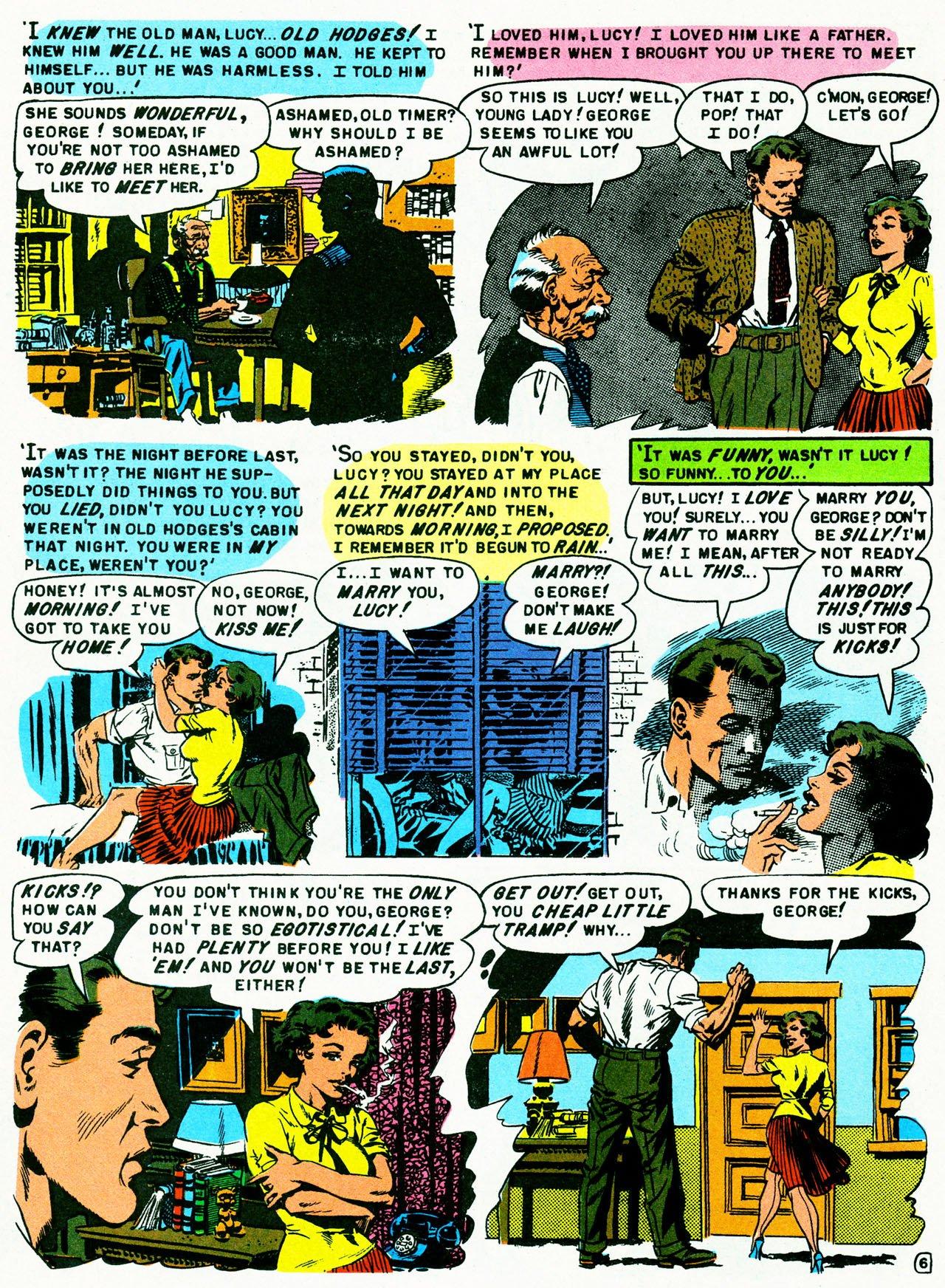 Read online Shock SuspenStories comic -  Issue #8 - 16