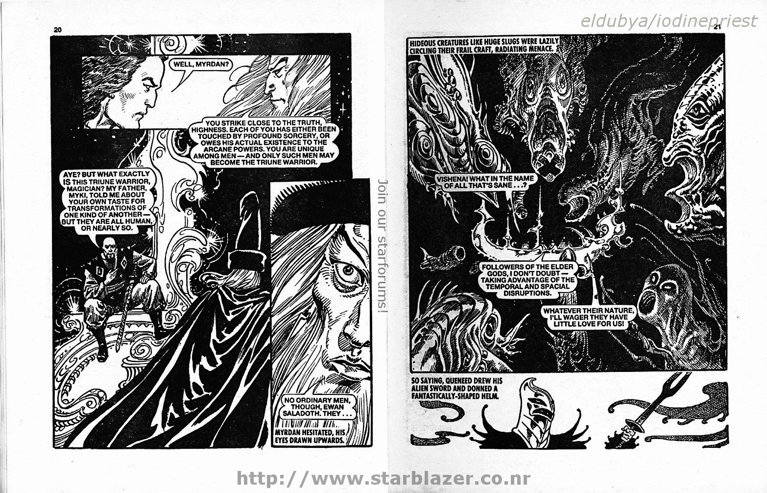 Starblazer issue 271 - Page 12