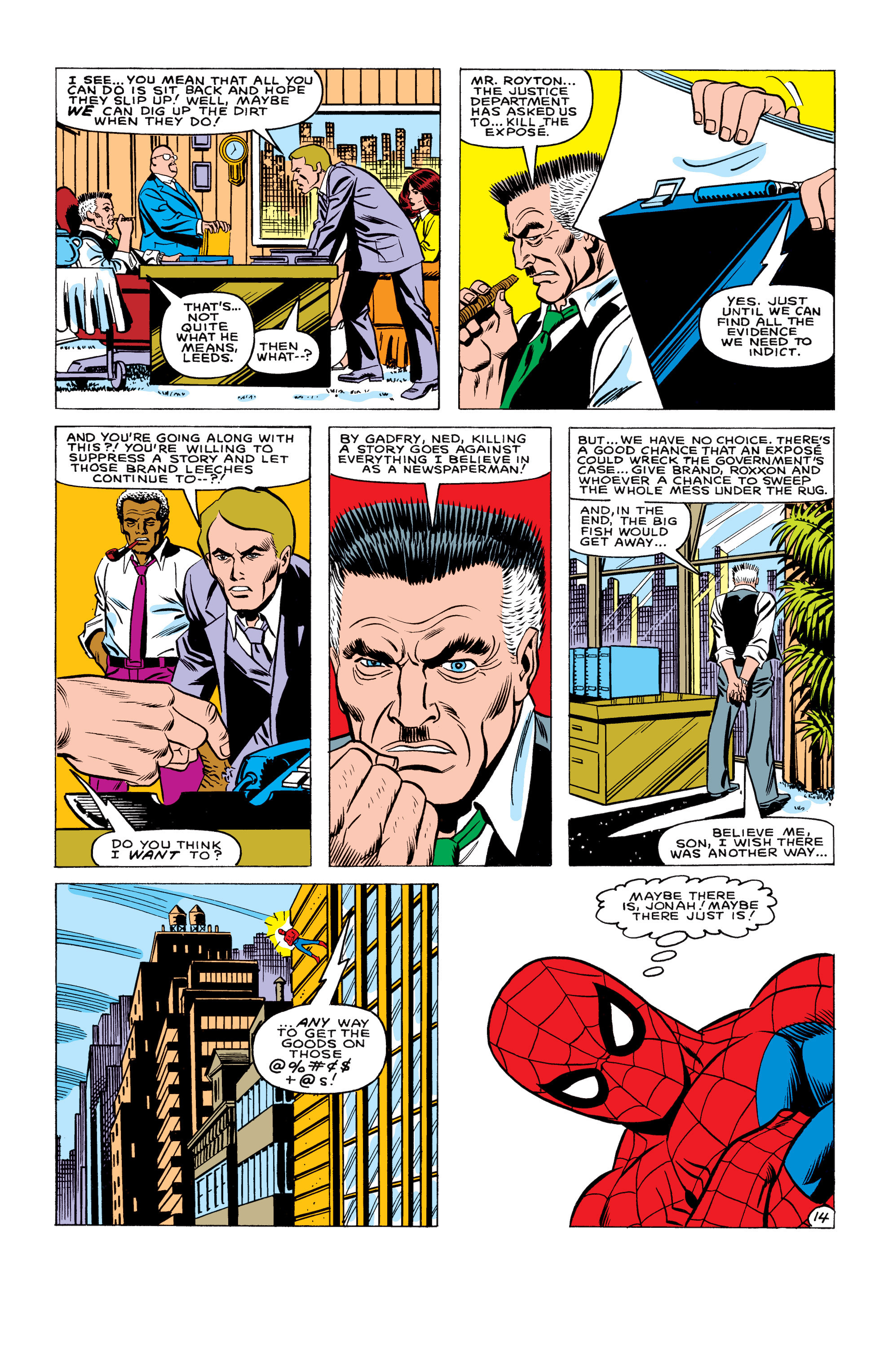 The Amazing Spider-Man (1963) 235 Page 14