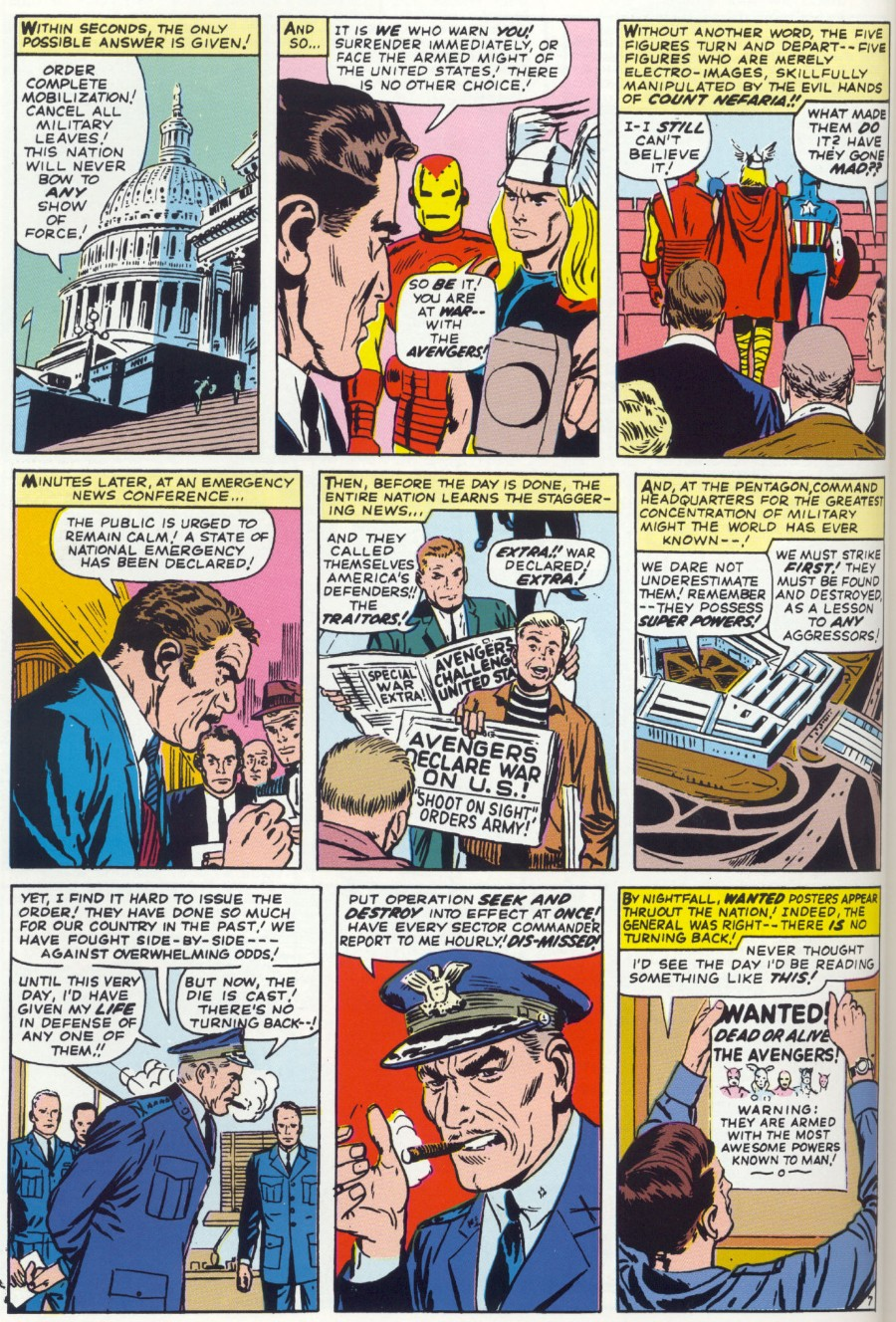 The Avengers (1963) 13 Page 7