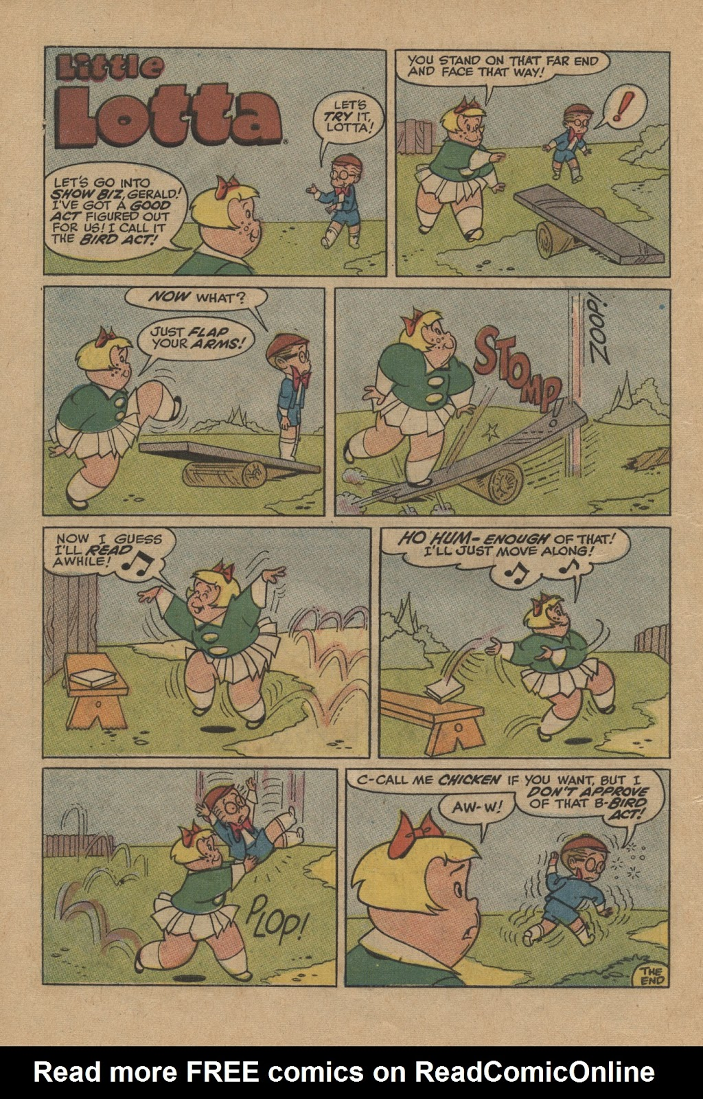 Little Dot (1953) issue 121 - Page 10