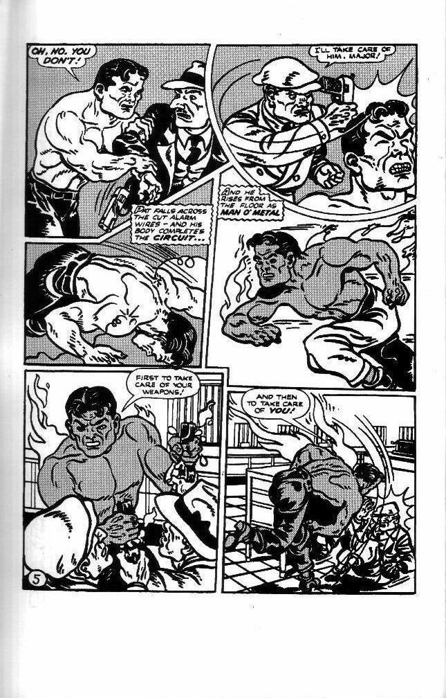 Read online Men of Mystery Comics comic -  Issue #44 - 30