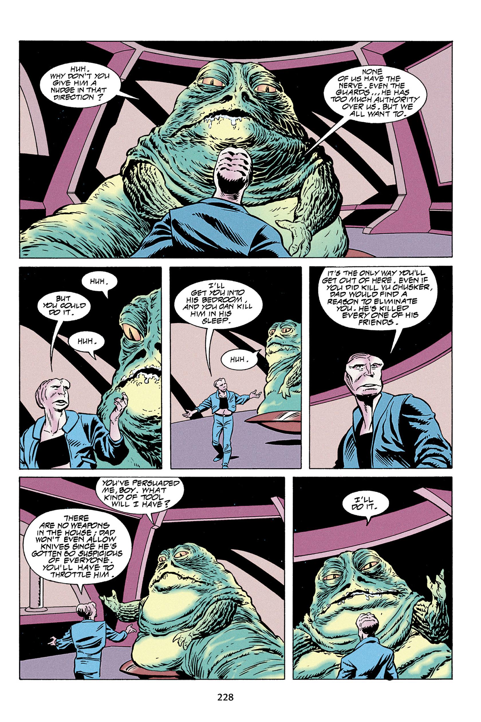 Read online Star Wars Omnibus comic -  Issue # Vol. 30 - 225