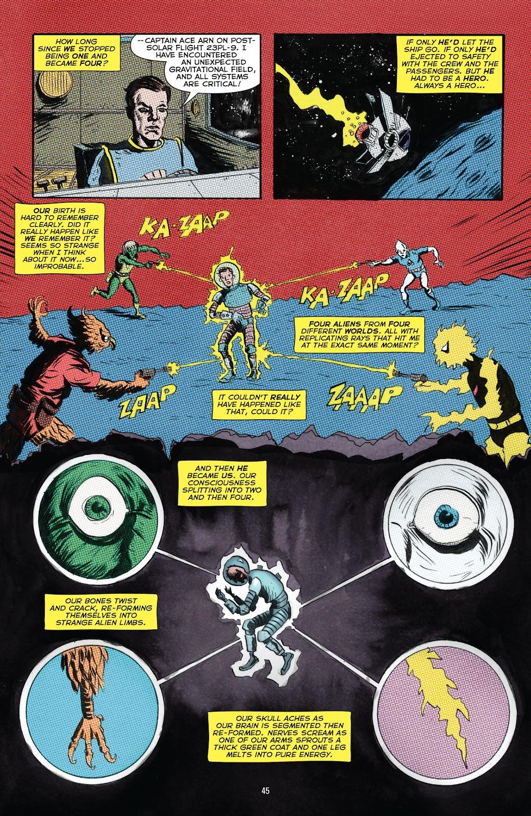 Read online Strange Adventures (2014) comic -  Issue # TPB (Part 1) - 42