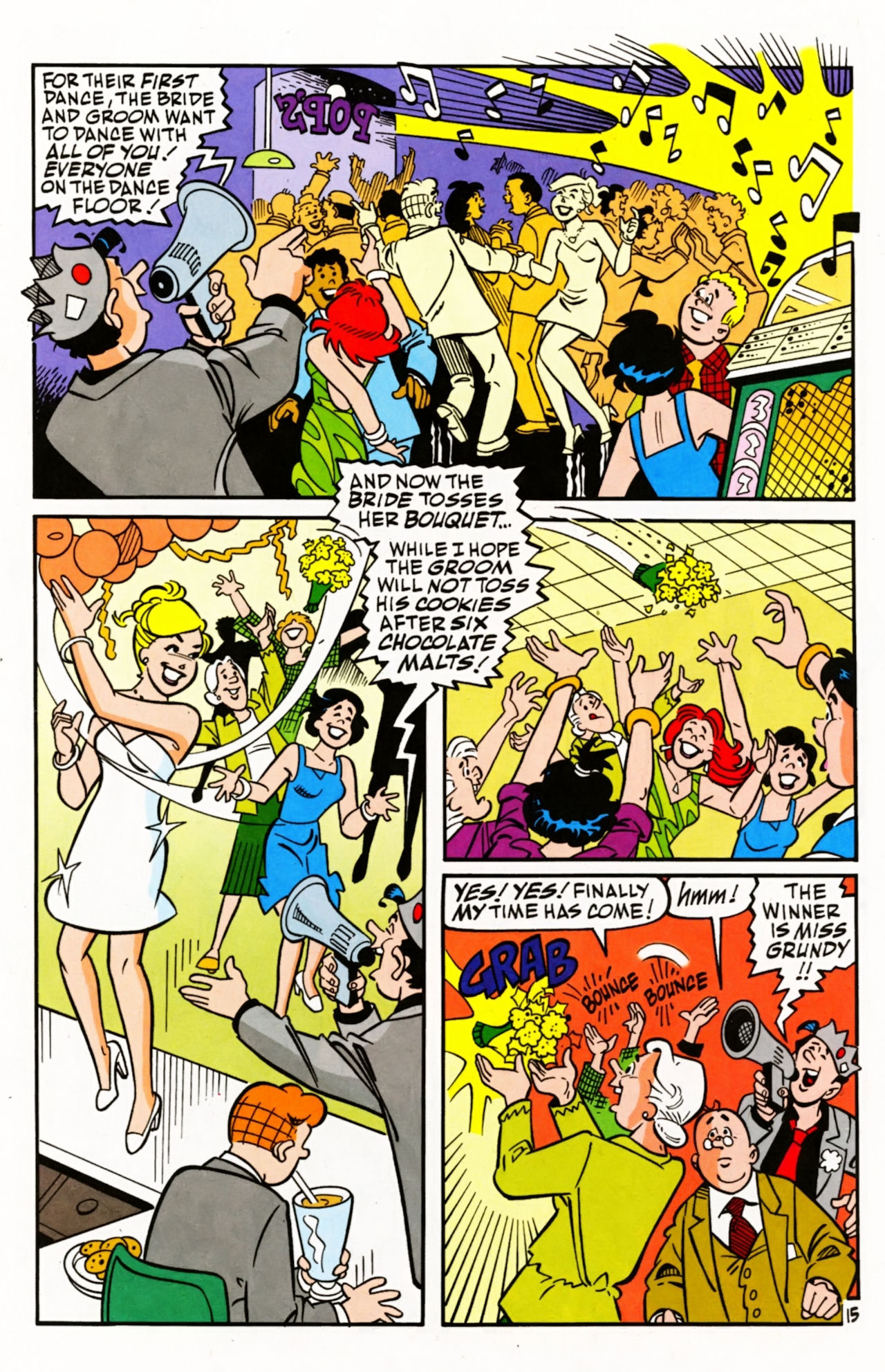 Read online Archie (1960) comic -  Issue #604 - 22
