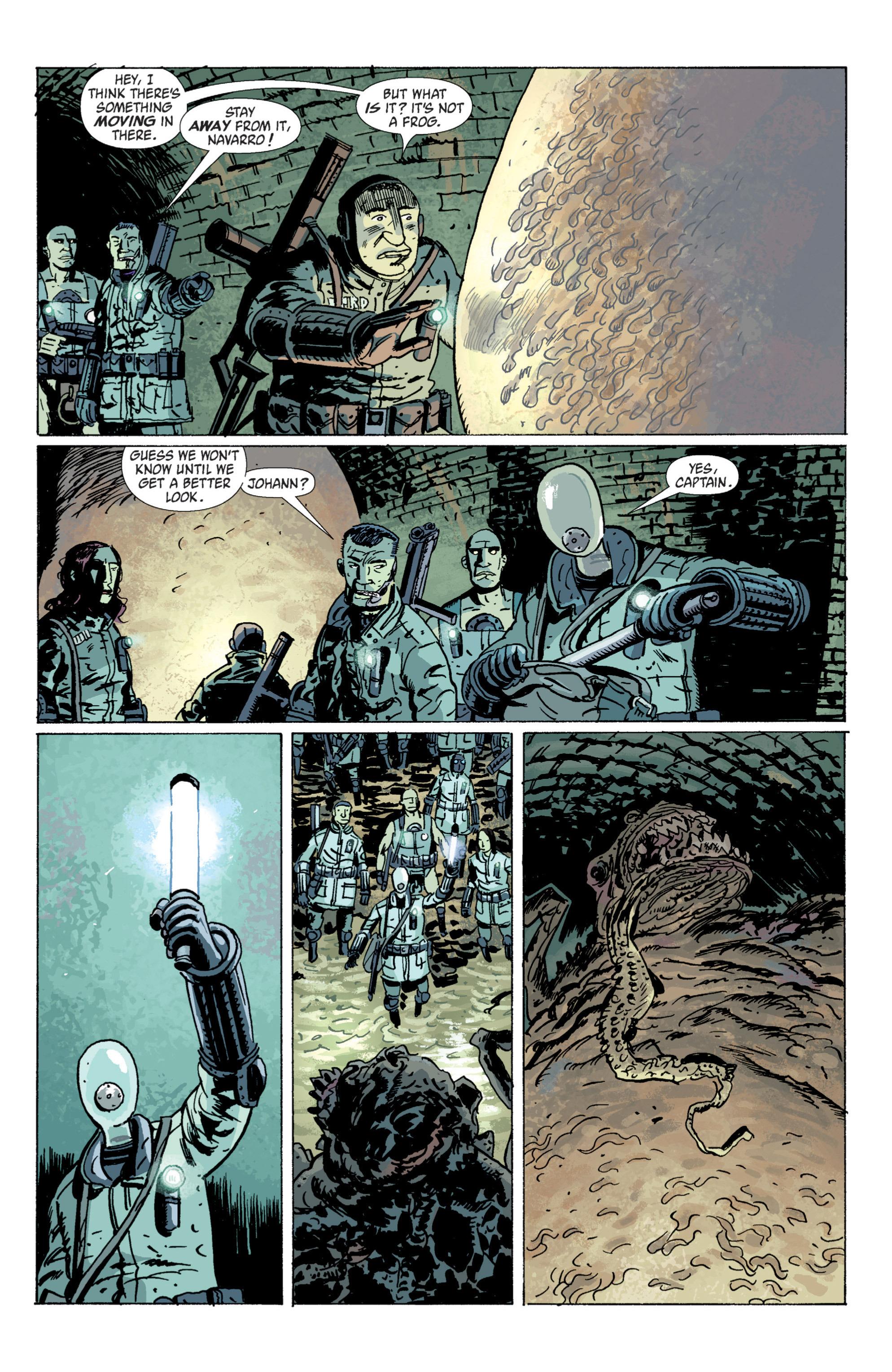 Read online B.P.R.D. (2003) comic -  Issue # TPB 5 - 24