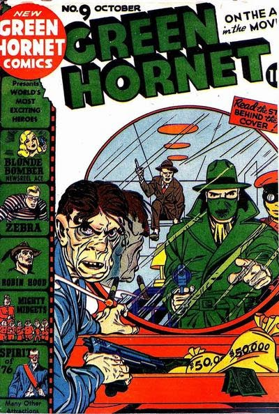 Green Hornet Comics issue 9 - Page 28