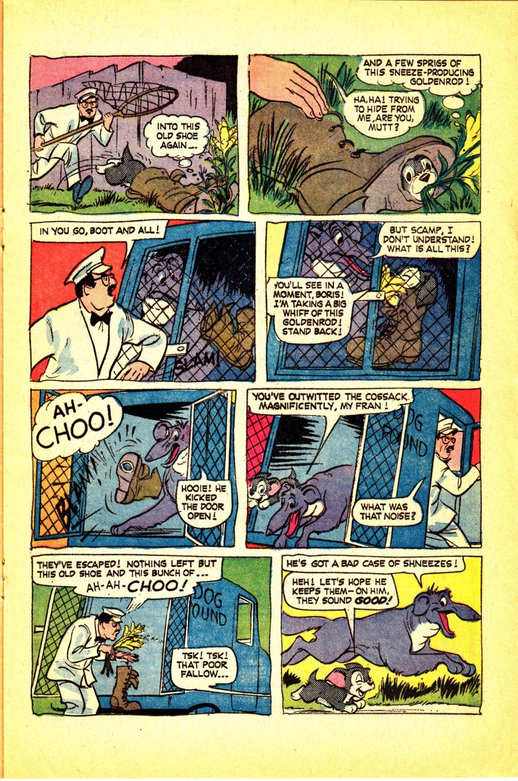 Scamp (1967) issue 7 - Page 17