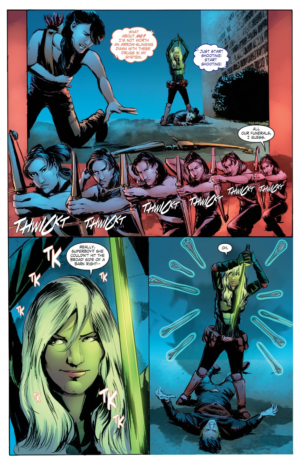 Read online Smallville Season 11 [II] comic -  Issue # TPB 7 - 170