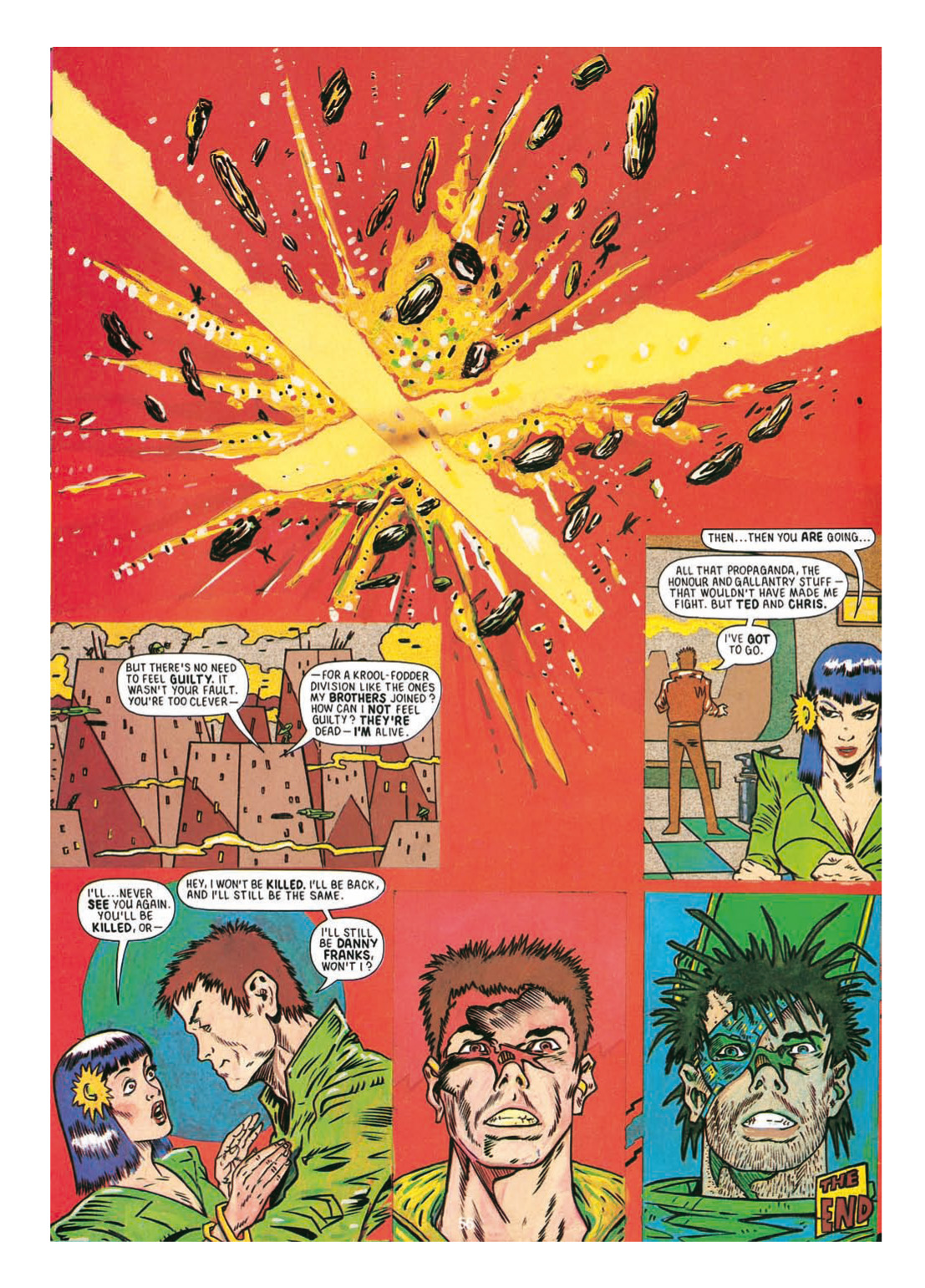 Read online The Complete Bad Company comic -  Issue # TPB - 256