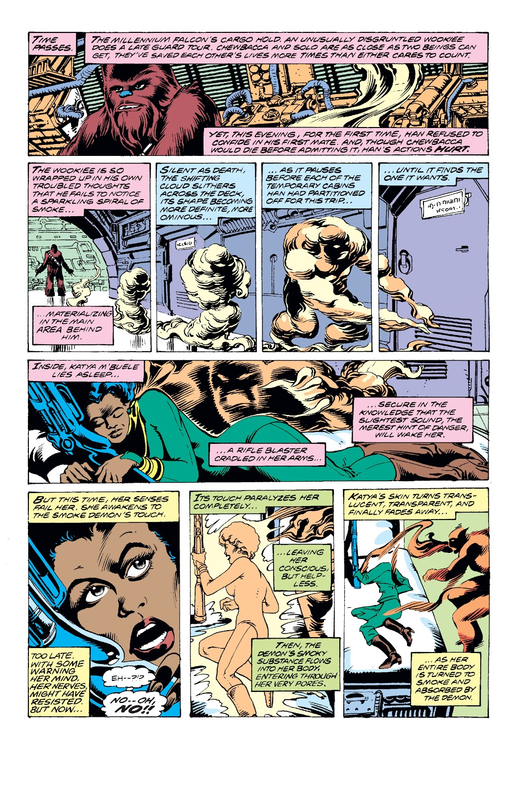 Read online Star Wars Legends: The Original Marvel Years - Epic Collection comic -  Issue # TPB 2 (Part 3) - 11