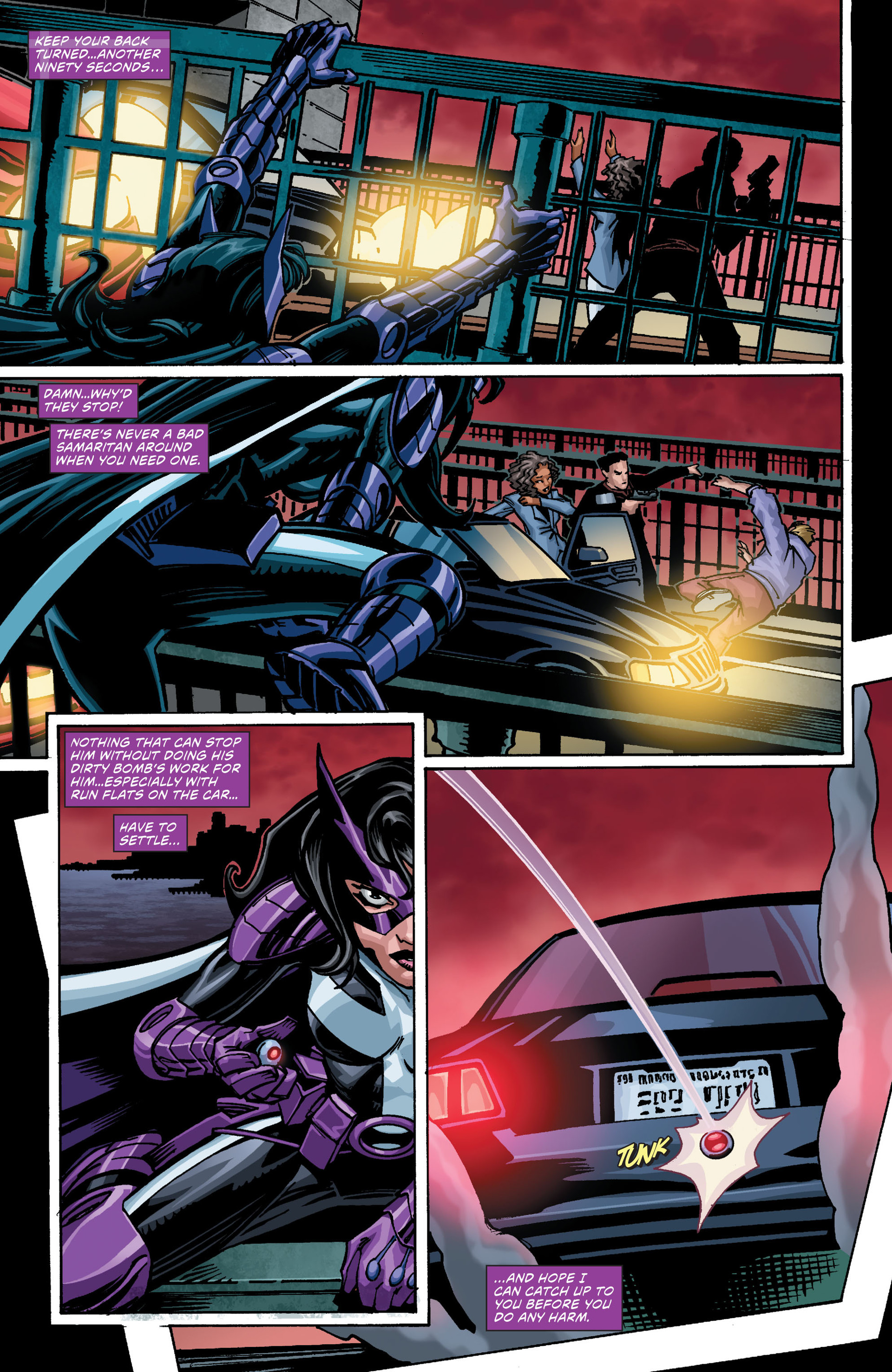 Read online Worlds' Finest comic -  Issue #24 - 4